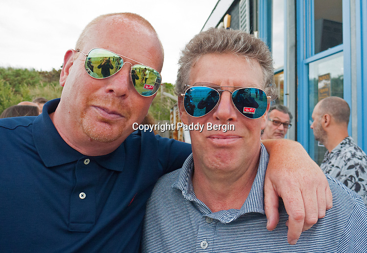 Free Rave Dance Party at West Beach Cafe, West Beach, Littlehampton, West Sussex during July 2017.<br /> <br /> DJs Max Ludford, Steve Cox, Matt Bergin, Andy Moore, Mark Allister, Michael de Courcy &amp; Harvey Bailey provided a mixture of great dance tracks.<br /> <br /> Stock Photo by Paddy Bergin