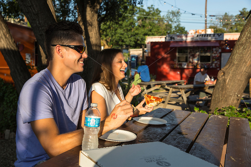 Austin Th Street Food Trucks