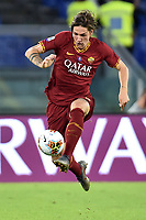 Nicolo Zaniolo of AS Roma <br /> Roma 25-9-2019 Stadio Olimpico <br /> Football Serie A 2019/2020 <br /> AS Roma - Atalanta Bergamasca Calcio <br /> Foto Andrea Staccioli / Insidefoto