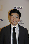 Alex Shibutani (skater) at 10th Annual Gala celebrating Figure Skating in Harlem's 18th year of operations at The Stars 2015 Benefit Gala on April 13, 2015 in New York City, New York honoring Olympic Champion Evan Lysacek, Gloria Steinem and Nicole. Alana and Juliette Feld with Mary Wilson as Mistress of Ceremony. (Photo by Sue Coflin/Max Photos)