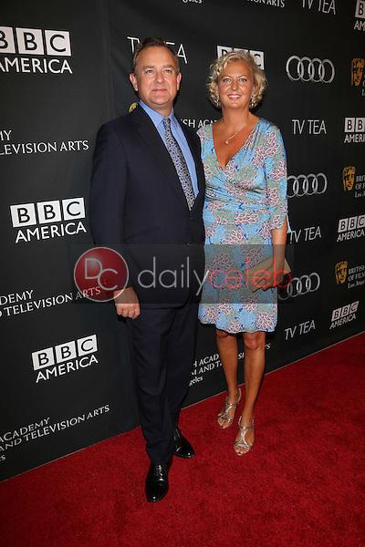 Hugh Bonneville, Lulu Williams<br /> at the BAFTA Los Angeles TV Tea 2013, SLS Hotel, Beverly Hills, CA 09-21-13<br /> David Edwards/Dailyceleb.com 818-249-4998