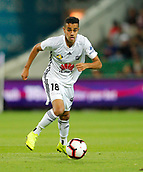 2nd February 2019, HBF Park, Perth, Australia; A League football, Perth Glory versus Wellington Phoenix; Sarpreet Singh of Wellington Phoenix runs with the ball during the second half