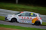 Mark Tilbury - Silver Fox Racing Renault Clio Cup UK