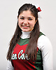 Victoria Tripp of Glen Cove poses for a portrait during the Newsday All-Long Island cheerleading photo shoot at company headquarters on Tuesday, Mar. 15, 2016.