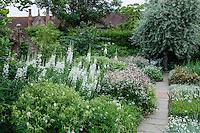 The White Garden at Sissinghurst