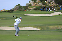 Matthew Fitzpatrick (ENG) in action at Monterey Peninsula Country Club during the second round of the AT&amp;T Pro-Am, Pebble Beach Golf Links, Monterey, USA. 08/02/2019<br /> Picture: Golffile | Phil Inglis<br /> <br /> <br /> All photo usage must carry mandatory copyright credit (&copy; Golffile | Phil Inglis)