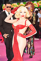 "Amanda Lepore attending the ""20th Life Ball"" AIDS Charity Gala 2012 held at the Vienna City Hall. Vienna, Austria, 19th May 2012..Credit: face to face /MediaPunch Inc. ***FOR USA ONLY**"