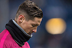 Fernando Torres of Atletico de Madrid in training prior to the Copa del Rey 2016-17 Quarter-final match between Atletico de Madrid and SD Eibar at the Vicente Calderón Stadium on 19 January 2017 in Madrid, Spain. Photo by Diego Gonzalez Souto / Power Sport Images
