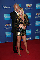 PALM SPRINGS, CA - January 2: Suzanne Somers, Alan Hamel, at 29th Annual Palm Springs International Film Festival Awards Gala at Palm Springs Convention Center in Palm Springs, California on January 2, 2018. <br /> CAP/MPI/FS<br /> &copy;FS/MPI/Capital Pictures