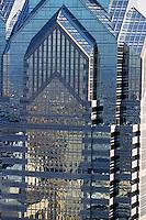 Amérique/Amérique du Nord/USA/Etats-Unis/Vallée du Delaware/Pennsylvanie/Philadelphie : Gratte ciel de One Liberty Place