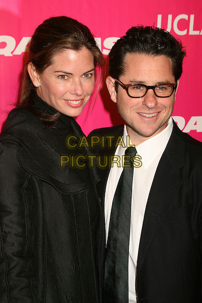 KATIE McGRATH & J.J. ABRHAMS.Billy Wilder Theater Opening Tribute at the Hammer Museum, Westwood, California, USA,.03 December 2006o.half length jj abrams married husband wife couple .CAP/ADM/BP.©Byron Purvis/AdMedia/Capital Pictures.