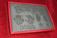 HOLLYWOOD, CA - DECEMBER 03: Atmosphere attending the Ben Stiller Hand/Footprint Ceremony held at TCL Chinese Theatre on December 3, 2013 in Hollywood, California. (Photo by Xavier Collin/Celebrity Monitor)