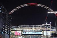 Wembley Stadium vor dem Spiel England vs. Deutschland - 10.11.2017: England vs. Deutschland, Freundschaftsspiel, Wembley Stadium