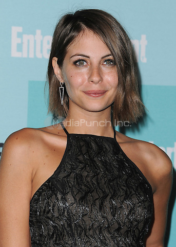 SAN DIEGO, CA - JULY 11:  Willa Holland at the 2015 Entertainment Weekly Comic-Con Party at Float at Hard Rock Hotel on July 11, 2015 in San Diego, California. Credit: PGSK/MediaPunch