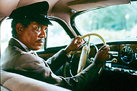 Driving Miss Daisy (1989) <br /> Morgan Freeman<br /> *Filmstill - Editorial Use Only*<br /> CAP/MFS<br /> Image supplied by Capital Pictures