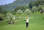 TAIPEI, TAIWAN - NOVEMBER 20:  David Ishii of USA plays a shot on the 6th hole during day three of the Fubon Senior Open at Miramar Golf & Country Club on November 20, 2011 in Taipei, Taiwan. Photo by Victor Fraile / The Power of Sport Images