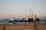 Tunis port La Goulette