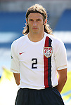USA's Frankie Hejduk on Saturday, June 16th, 2007 at Gillette Stadium in Foxboro, Massachusetts. The United States Men's National Team defeated Panama 2-1 in a 2007 CONCACAF Gold Cup quarterfinal game.