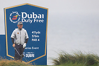 Louis Oosthuizen (RSA) on the 7th tee during Round 2 of the Irish Open at LaHinch Golf Club, LaHinch, Co. Clare on Friday 5th July 2019.<br /> Picture:  Thos Caffrey / Golffile<br /> <br /> All photos usage must carry mandatory copyright credit (© Golffile | Thos Caffrey)