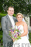 Lesley Ann Crean and John O'Connell Married at St. Brendan's Church Tralee by Bishop William Crean on Friday 5th August 2016 with a reception at Ballygarry House hotel