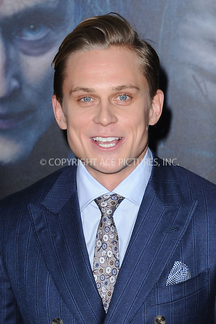 WWW.ACEPIXS.COM<br /> December 8, 2014 New York City<br /> Billy Magnussen attending the World Premiere of 'Into the Woods' at the Ziegfeld Theatre on December 8, 2014 in New York City.<br /> <br /> Please byline: Kristin Callahan/AcePictures<br /> <br /> Tel: (212) 243 8787 or (646) 769 0430<br /> e-mail: info@acepixs.com<br /> web: http://www.acepixs.com