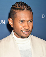 LOS ANGELES, CA - JANUARY 05: Usher attend Michael Muller's HEAVEN, presented by The Art of Elysium at a private venue on January 5, 2019 in Los Angeles, California.<br /> CAP/ROT/TM<br /> ©TM/ROT/Capital Pictures