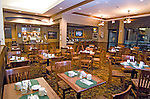 Assignment to photograph Hotel restaurant dining room