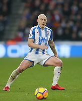 Huddersfield Town's Aaron Mooy<br /> <br /> Photographer Rob Newell/CameraSport<br /> <br /> The Premier League - Huddersfield Town v West Ham United - Saturday 13th January 2018 - John Smith's Stadium - Huddersfield<br /> <br /> World Copyright &copy; 2018 CameraSport. All rights reserved. 43 Linden Ave. Countesthorpe. Leicester. England. LE8 5PG - Tel: +44 (0) 116 277 4147 - admin@camerasport.com - www.camerasport.com