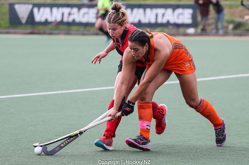 Canterbury v Midlands Men. Under 21 National Hockey Championships, North Harbour Hockey Stadium, Auckland, Tuesday 7 May 2019. Photo: Simon Watts/Hockey NZ