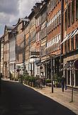 DENMARK, Copenhagen, Brick Storefronts, Europe