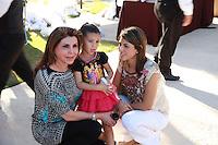 Evento premiacion del Torneo de Golf a beneficio de la Fundacion Beltrones.<br /> Silvia Sanchez, Sylvana y su madre Sylvana Beltrones . ...<br /> **JoelGarcia/NortePhoto