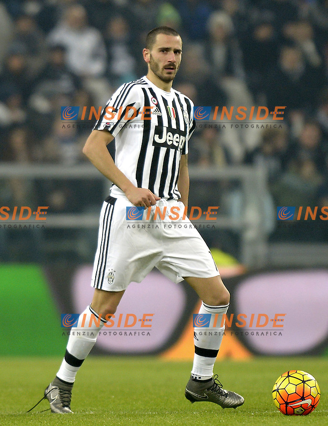 Leonardo Bonucci Juventus,<br /> Torino 27-01-2016, Juventus Stadium, Football Calcio 2015/2016 Coppa Italia, Juventus - Inter, Foto Filippo Alfero/Insidefoto