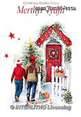 John, CHRISTMAS LANDSCAPES, WEIHNACHTEN WINTERLANDSCHAFTEN, NAVIDAD PAISAJES DE INVIERNO, paintings+++++,GBHSSXC50-805A,#XL# ,#161#