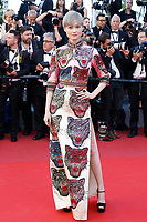 "Li Yuchun at the ""Okja"" premiere during the 70th Cannes Film Festival at the Palais des Festivals on May 19, 2017 in Cannes, France. (c) John Rasimus /MediaPunch ***FRANCE, SWEDEN, NORWAY, DENARK, FINLAND, USA, CZECH REPUBLIC, SOUTH AMERICA ONLY***"