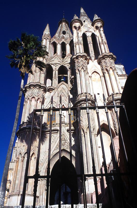 The Cathedral, San Miguel de Allende, Guanajuato, Mexico 16-9-05