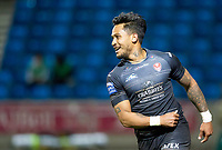 Picture by Allan McKenzie/SWpix.com - 26/04/2018 - Rugby League - Betfred Super League - Salford Red Devils v St Helens - AJ Bell Stadium, Salford, England - Ben Barba.