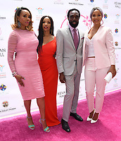 20 May 2018 - Beverly Hills, California - Vivica A. Fox, Elise Neal, Kevan Hall, LisaRaye McCoy . 10th Annual Pink Pump Affair Charity Gala: A Decade Celebrating Women held at Beverly Hills Hotel. Photo Credit: Birdie Thompson/AdMedia