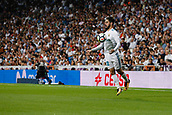 1st October 2017, Santiago Bernabeu, Madrid, Spain; La Liga football, Real Madrid versus Espanyol; Francisco Roman Alarcon (22) Real Madrid