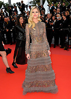 Lala Rudge at the gala screening for &quot;BLACKKKLANSMAN&quot; at the 71st Festival de Cannes, Cannes, France 14 May 2018<br /> Picture: Paul Smith/Featureflash/SilverHub 0208 004 5359 sales@silverhubmedia.com