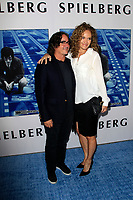 "LOS ANGELES - SEP 26:  Brad Silberling, Amy Brenneman at the ""Spielberg"" Premiere at the Paramount Studios on September 26, 2017 in Los Angeles, CA"