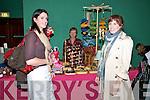 Craft & Food Fair: attending the Ballybunion Craft and Food fair in Ballybunion on Sunday were Denise Wren, Ballylongford, Hazel Evans, Camp and Aoife Walsh fom Ballybunion.