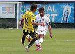 Bogotá- Fortaleza F.C derrotó 2 goles por 1 a Alianza Petrolera, en el partido correspondiente a la décima primera fecha del Torneo Clausura 2014, desarrollado en el estadio Metropolitano de Techo, en la noche del 24 de septiembre.