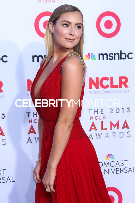 PASADENA, CA - SEPTEMBER 27: Actress Alexa Vega arrives at the 2013 NCLR ALMA Awards held at Pasadena Civic Auditorium on September 27, 2013 in Pasadena, California. (Photo by Xavier Collin/Celebrity Monitor)