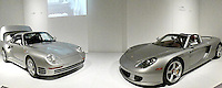 Porsche Design Exhibit by Jonathan Green