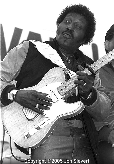 Albert Collins,Sept 1987, 92-18-19