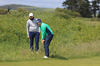 Colm Campbell Jnr (Warrenpoint) on the 9th during Round 4 of The East of Ireland Amateur Open Championship in Co. Louth Golf Club, Baltray on Monday 3rd June 2019.<br /> <br /> Picture:  Thos Caffrey / www.golffile.ie<br /> <br /> All photos usage must carry mandatory copyright credit (© Golffile | Thos Caffrey)