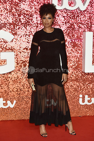 Jennifer Hudson<br /> The ITV Gala at The London Palladium, in London, England on November 09, 2017<br /> CAP/PL<br /> &copy;Phil Loftus/Capital Pictures /MediaPunch ***NORTH AND SOUTH AMERICAS ONLY***