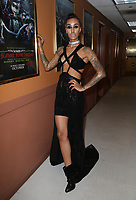 HOLLWOOD, CA - October 08: AzMarie Livingston, At 4th Annual CineFashion Film Awards_Inside At On El Capitan Theatre In California on October 08, 2017. Credit: FayeS/MediaPunch