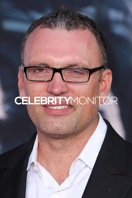 """HOLLYWOOD, LOS ANGELES, CA, USA - MARCH 13: Henry Jackman at the World Premiere Of Marvel's """"Captain America: The Winter Soldier"""" held at the El Capitan Theatre on March 13, 2014 in Hollywood, Los Angeles, California, United States. (Photo by Xavier Collin/Celebrity Monitor)"""
