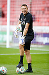 Darren Ward goal keeping coach during the Carabao Cup, second round match at Bramall Lane, Sheffield. Picture date 22nd August 2017. Picture credit should read: Simon Bellis/Sportimage